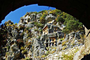 The ancient city of Demre (Mira), Demre