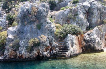Sunken Ruins of Kekova