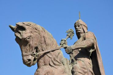 Sultan Alaadin Keykubat Monument, Alanya