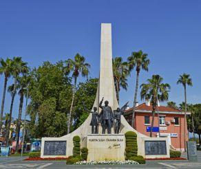 Ataturk Monument, Alanya