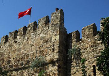 City Fortress Wall, Antalya