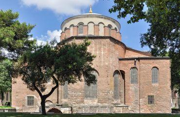 Church of St. Irene, İstanbul