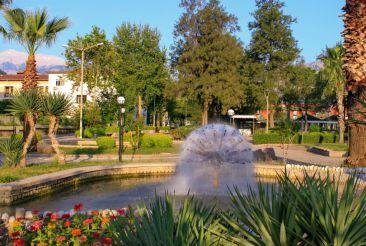 Olbia Park, Kemer