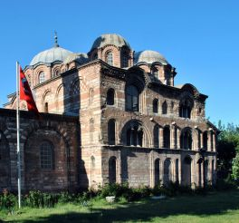 Pammakaristos Church, İstanbul